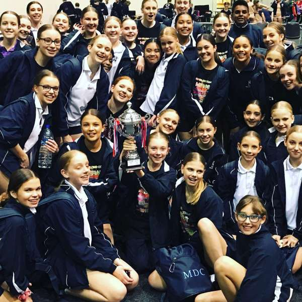 MDC Wins Meraki Dance Section
