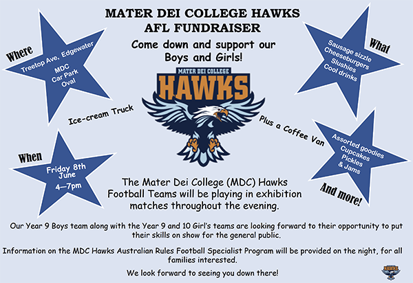 MDC Hawks Newsletter