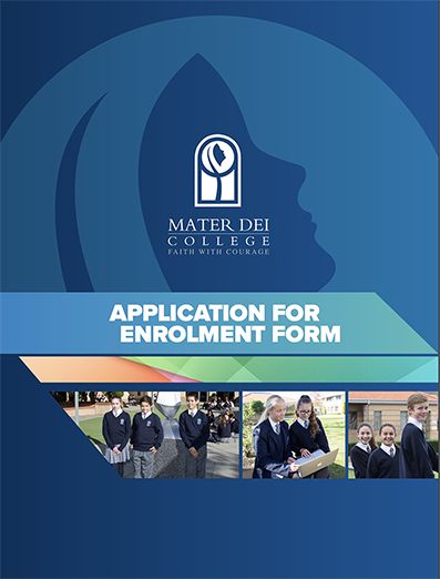Application for Enrolment Image