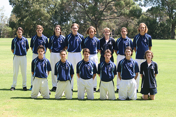 Senior Cricket Team
